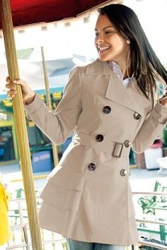 Womens lightweight jackets are better than ever! Featured womens lightweight jackets and Spring coats for 2012 include cropped styled jackets,...