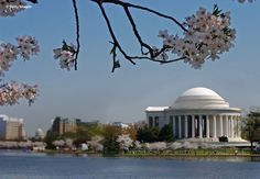 Jefferson Memorial, Washington #DC