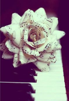 When I'm down i just play my piano... :)