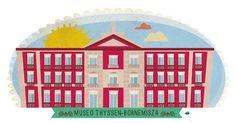 Prado, Madrid, Walks, September, Illustrations