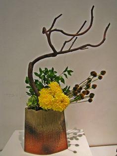 japanese ikebana flower arrangement - Google Search