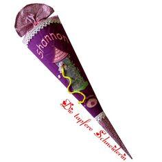 Schultüte+aus+Stoff+*Rapunzel*+von+Die+tapfere+Schneiderin,+handmade+with+love+...+by+Viola+auf+DaWanda.com