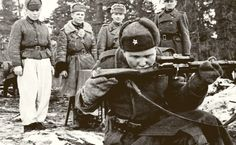 Mosin Nagant proved a reliable weapon not only to the Russian imperial military,  but also in the Red Army. The soldiers adored her.