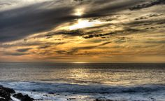 Sunset at Green Point, Cape Town, South Africa Cape Town, South Africa, Celestial, Sunset, Green, Photography, Outdoor, Outdoors, Photograph