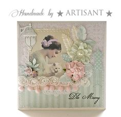 Artisant: Shabby chic for Mother's Day