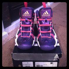 adidas crazy 8 ragazze (gs), scarpe da basket c75831 rosa intenso 4 m