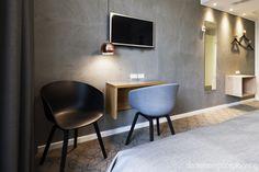 Room - Bühlmann Airport Hotel interior design in Aalborg, Denmark - by Danielsen Spaceplanning