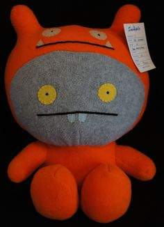 Uglydoll Prototype Sample - Babo and Wage by jcwage, via Flickr