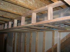 diy basement ideas | Basement Soffits - Building & Construction - DIY Chatroom - DIY ...