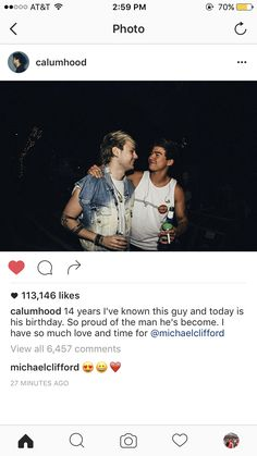 I love Cal's… But Ashton's almost made me cry