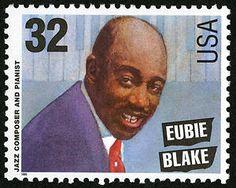 32c Eubie Blake 1995