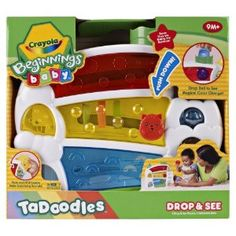Despite the reviews, I believe this  toy is a great intervention toy.  It is a concrete way to introduce multi-step play.  Hand over hand can be used to help with using two hands or crossing midline.