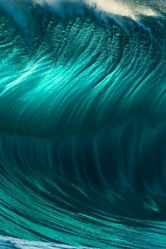 Aqua Ocean Pictures, Water Pictures, Pretty Pictures, No Wave, Image Nature, All Nature, Beautiful Nature Wallpaper, Beautiful Ocean, Water Waves