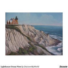 Lighthouse Ocean View