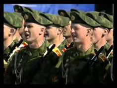Russian Anthem by Russian Army You shall be taking on these guys. Good luck, America! :)