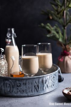 Make this Pumpkin Spice Bourbon Eggnog, and you'll quickly become the hostess with the mostess this holiday season. Whoa, talk about boozy! The combination of bourbon and rum will have you weak in the knees after one glass. Not necessarily a bad thing. If you want to turn your holiday party into a rip-roaring good …