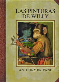 Willy, el chimpancé más famoso de la literatura, se introduce en algunos de los grandes lienzos de la pintura universal con el objeto de que los más pequeños, y en compañía de sus padres, lean y conozcan las historias que siempre relata un cuadro. Leonardo da Vinci, Veermer, Goya…, sin olvidar a los autores más actuales: Frida Kahlo y Hopper, están presentes en este libro.