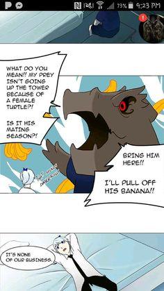 Omg I love Rak sooooo much ☺☺❤❤❤ Webtoons- The Tower of God