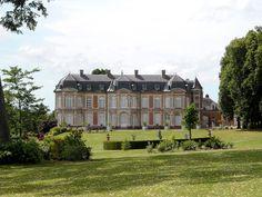 Château de Long - Somme, Picardie