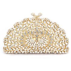 Crystal Clutches Evening Bags Women Diamond Party Purse Ladies Holiday Stylish Handbags Peacock Clutch_4     https://www.lacekingdom.com/