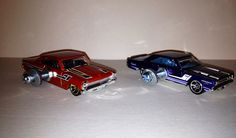 Great idea for a boys bedroom, made by my brother-in-law! Hot Wheels car Knobs by Whyknobs on Etsy