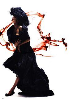 yohji yamamoto-Vogue China 5