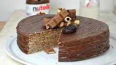 ¡La tarta de chocolate más fácil de preparar! Bakery, Recipies, Cupcakes, Cooking, Desserts, Food, Cheesecakes, Videos, Tatoos