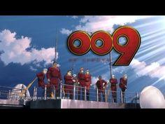予告編01 『009 RE:CYBORG』(原作:サイボーグ009)