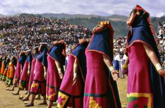 Nothing compares to Inti Raymi when it comes to celebrate the sun. The most important festivity ever carried out in the times of Inca civilization