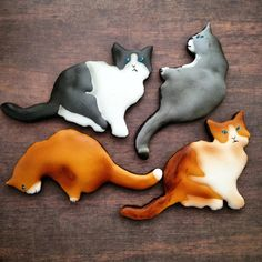4 Cats | Cookie Connection