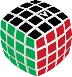 Rare Tiled version Meffert's Pyraminx Crystal Twisty Puzzle Brain Teaser