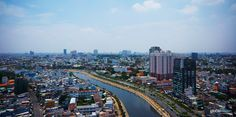 Ho Chi Minh City in the morning lights captured by GlobalVision's drone Aerial Images, Ho Chi Minh City, Morning Light, Southeast Asia, San Francisco Skyline, Communication, Lights, Gallery, Travel