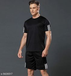 Tracksuits New Divine Stylish Men's Tracksuits Fabric: Top - Spun Terry Bottom - Spun Terry   Sleeves: Sleeves Are Included   Size: L - Top - Chest - 42 in Length - 29 in Bottom - Waist - 34 in Length - 24 in XL - Top - Chest - 44 in Length - 29.5 in Bottom - Waist - 36 in Length - 24 in XXL - Top - Chest - 46 in Length - 30 in Bottom - Waist - 38 in Length - 24 in    S - Top - Chest - 38 in Length - 27 in Bottom - Waist - 30 in Length - 24 in    M - Top - Chest - 40 in Length - 28 in Bottom - Waist - 32 in Length - 24 in   Type: Stitched Description: It Has 1 Piece Of  Men's Top & 1 Piece Of Bottom Pattern : Top - Striped Bottom - Striped Country of Origin: India Sizes Available: S, M, L, XL, XXL *Proof of Safe Delivery! Click to know on Safety Standards of Delivery Partners- https://ltl.sh/y_nZrAV3  Catalog Rating: ★3.9 (1368)  Catalog Name: New Divine Stylish Men's Tracksuits CatalogID_842526 C70-SC1402 Code: 214-5626517-