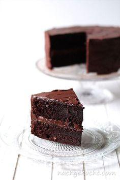 Schokoladen Kuchen!