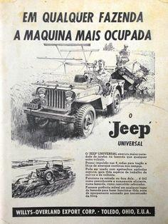 Jeep 1950