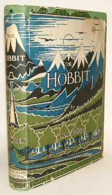 First edition of The Hobbit, 1937