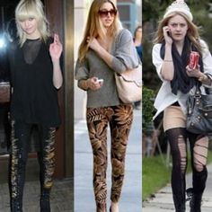 """Leggings as Pants 