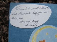 getting crafty with old greeting cards