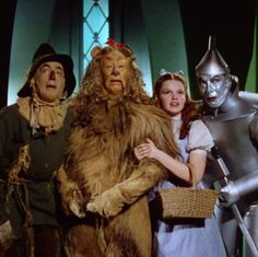Meeting the Great and Powerful Oz