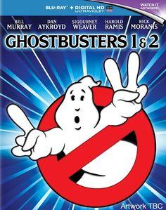 Ghostbusters/Ghostbusters 2 (Blu-ray)