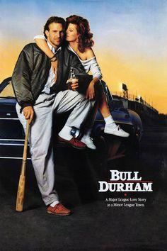 Bull Durham Movie Poster