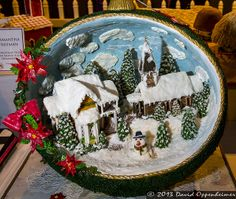 National Gingerbread House Competition at The Omni Grove Park Inn | Flickr - Photo Sharing!