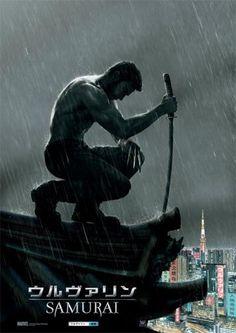 The Wolverine. ヒュー・ジャックマン主演『ウルヴァリン:SAMURAI』のポスターに東京タワー!