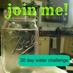 mamascout: {wellness challenge} 30 day water challenge. such a quick way to cleanse and revive your health!