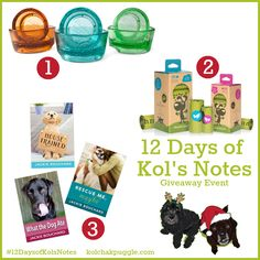 Enter to win a PawNosh dog bowl, Earth Rated Poop Bags and Kindle copies of What the Dog Ate, Rescue Me, Maybe? and House Trained. US/CAN 12/20 #ContestEntry