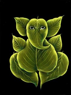 Image result for Green ganpati