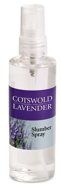 Lavender Slumber Spray: Lightly mist onto your pillow before bed time and let the relaxing fragrance or our Lavender lull you into a restful nights sleep. Handy 100ml bottle. #affiliate #gift #lavender