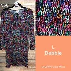 LuLaRoe Debbie Blouse, Tops, Blouse Band, Tank Tops, Blouses, Woman Shirt