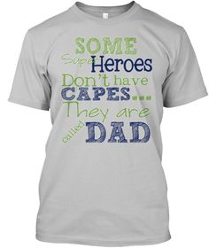 """SUPER DAD #FATHER'SDAY2016""