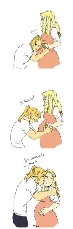 ed and winry relationship goals